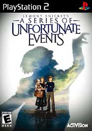 Lemony Snicket's A Series of Unfortunate Events - PS2 - Used