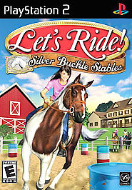 Let's Ride: Silver Buckle Stables - PS2 - Used