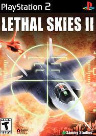 Lethal Skies II - PS2 - Used