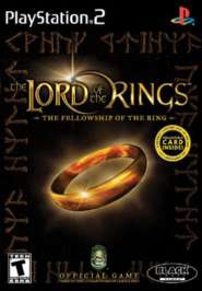 Lord of the Rings: The Fellowship of the Ring - PS2 - Used