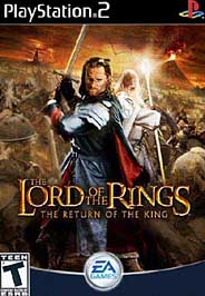 Lord of the Rings: The Return of the King - PS2 - Used