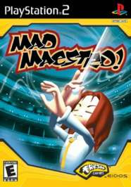 Mad Maestro - PS2 - Used
