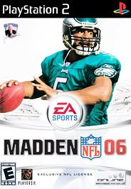 Madden NFL 06 - PS2 - Used