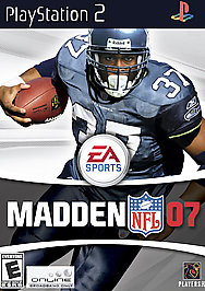 Madden NFL 07 - PS2 - Used