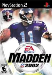 Madden NFL 2002 - PS2 - Used