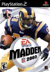 Madden NFL 2003 - PS2 - Used