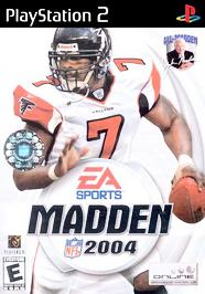 Madden NFL 2004 - PS2 - Used