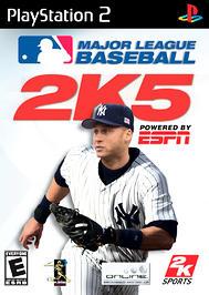 Major League Baseball 2K5 - PS2 - Used