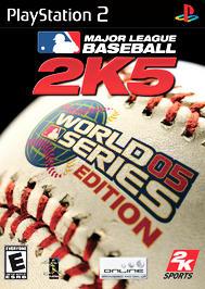 Major League Baseball 2K5: World Series Edition - PS2 - Used