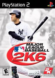Major League Baseball 2K6 - PS2 - Used