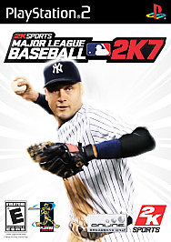 Major League Baseball 2K7 - PS2 - Used