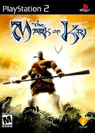 Mark of Kri - PS2 - Used