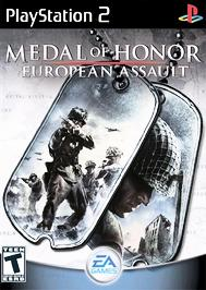 Medal of Honor European Assault - PS2 - Used