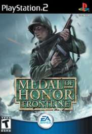 Medal of Honor: Frontline - PS2 - Used