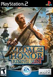 Medal of Honor: Rising Sun - PS2 - Used