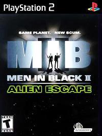 Men In Black II: Alien Escape - PS2 - Used