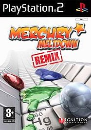 Mercury Meltdown Remix - PS2 - Used