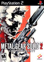 Metal Gear Solid 2: Sons of Liberty - PS2 - Used