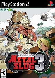 Metal Slug 3 - PS2 - Used