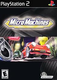 Micro Machines - PS2 - Used