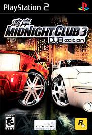 Midnight Club 3: DUB Edition - PS2 - Used
