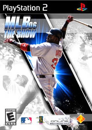 MLB '06: The Show - PS2 - Used