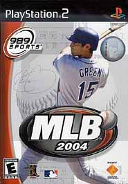 MLB 2004 - PS2 - Used