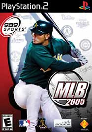 MLB 2005 - PS2 - Used