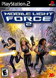 Mobile Light Force 2 - PS2 - Used