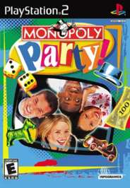 Monopoly Party - PS2 - Used