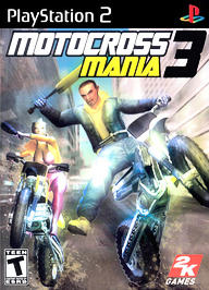 Motocross Mania 3 - PS2 - Used