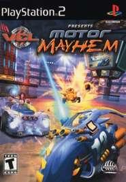 Motor Mayhem - PS2 - Used