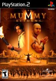 Mummy Returns - PS2 - Used