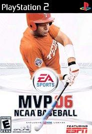 MVP 06 NCAA Baseball - PS2 - Used