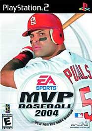 MVP Baseball 2004 - PS2 - Used