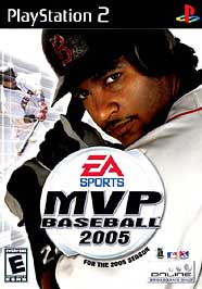 MVP Baseball 2005 - PS2 - Used