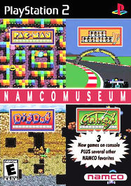 Namco Museum - PS2 - Used