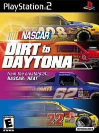 NASCAR: Dirt to Daytona - PS2 - Used