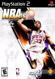NBA '06: Featuring The Life Vol. 1 - PS2 - Used