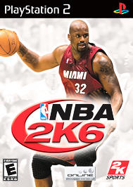 NBA 2K6 - PS2 - Used