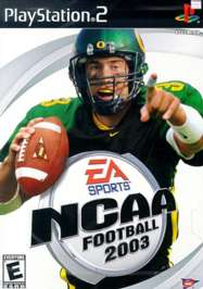 NCAA Football 2003 - PS2 - Used