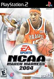 NCAA March Madness 2004 - PS2 - Used