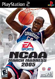 NCAA March Madness 2005 - PS2 - Used