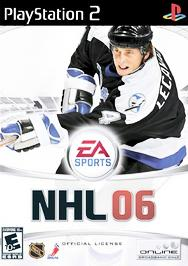 NHL 06 - PS2 - Used