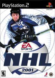 NHL 2001 - PS2 - Used