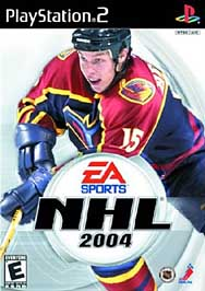 NHL 2004 - PS2 - Used