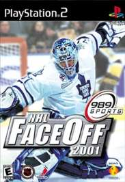 NHL FaceOff 2001 - PS2 - Used