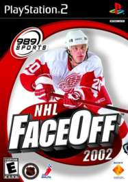 NHL FaceOff 2002 - PS2 - Used