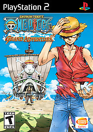 One Piece: Grand Adventure - PS2 - Used