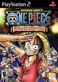One Piece: Pirates' Carnival - PS2 - Used